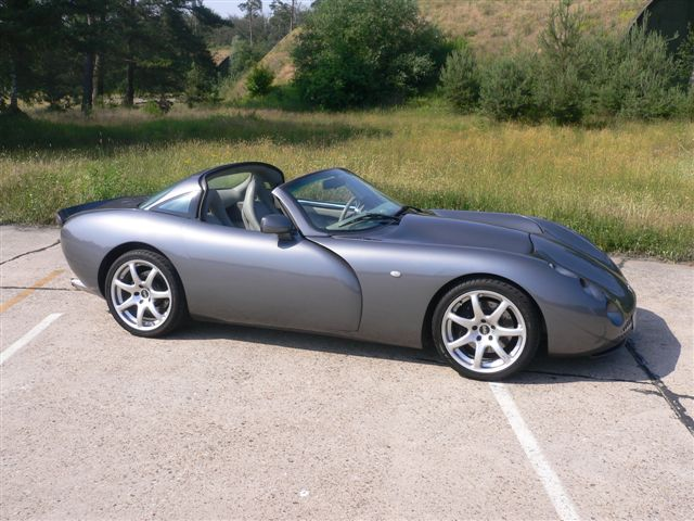 TVR Tuscan S 007